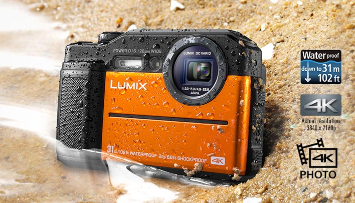 Die LUMIX FT7